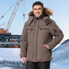 Куртка зимняя «Базис»