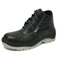 Ботинки кожаные утепленные «Берген» с МП