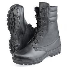 Ботинки с высоким берцем «Ратник-Зима» на иск меху