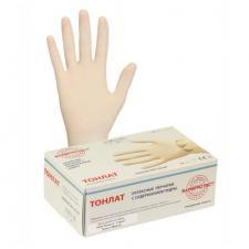 Перчатки «ТонЛат» лабораторные